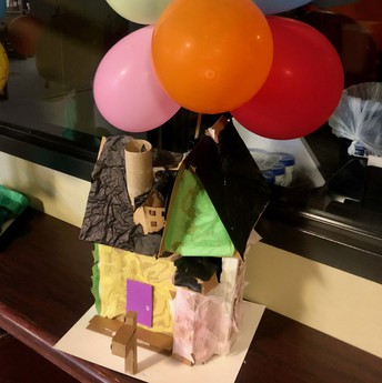 The UP House