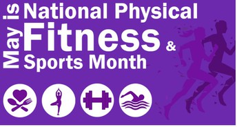National Physical Fitness & Sports Month