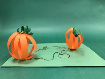 """""""3D Pumpkins"""""""