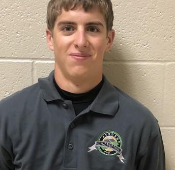 STUDENT SPOTLIGHT:  Brandon Chesser