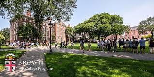 Brown University Pre-College Programs