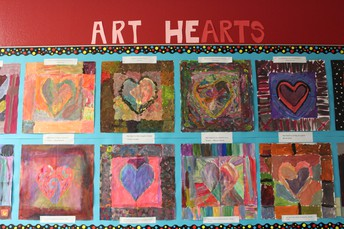 Academy of the Arts at Bransom - Our Hearts are in the Art