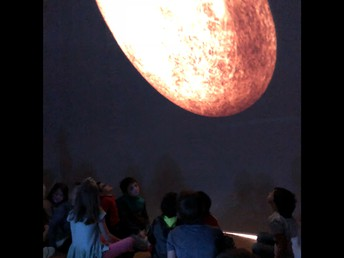 OU's Portable Planetarium