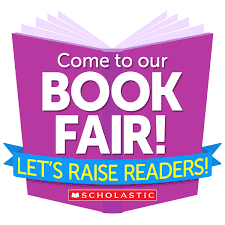 come to our book fair! Let's raise readers! Scholastic