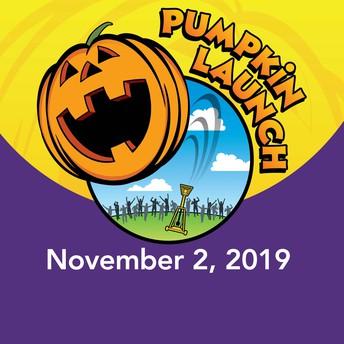 Pumpkin Launch at Cal State Fullerton