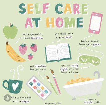 Self care at home