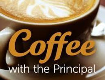 Principal's Coffee Wednesday, January 31