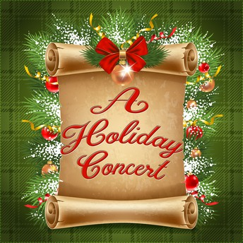 Rehearsal for Holiday Concert