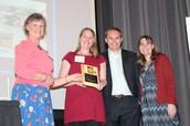 DCSD wins Innovative EE Award