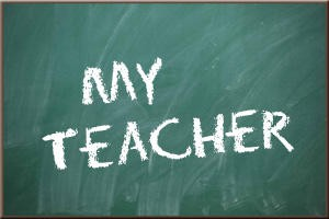Finding out your Child's Teacher
