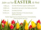 Easter Egg donations
