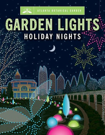 Garden Lights, Holiday Night - Botanical Garden November 17, 2018 - Jan. 6, 2019