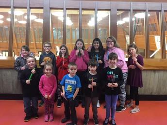 Husky Gram Winners!