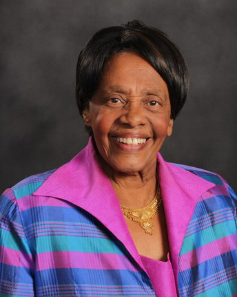 Trustee Brown recognized for advocacy effort for African and Caribbean communities