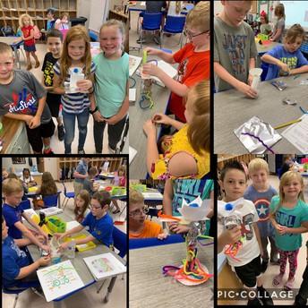 3rd Grade STEAM project