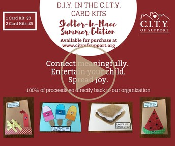 D.I.Y. in the C.I.T.Y. Card Kits