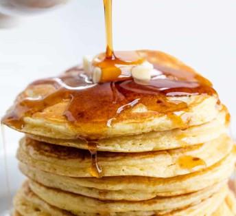 Pancake Breakfast on Saturday!