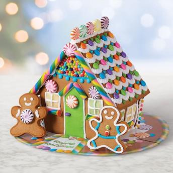 Gingerbread House Workshop 2020