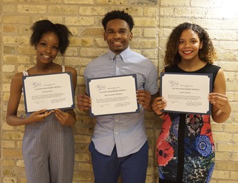 Women In Focus Scholarship Winners