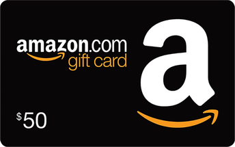 SIGN UP TO WIN $50 AMAZON GIFT CARD