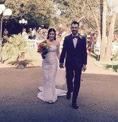 Two Spring Hill Alumni Married