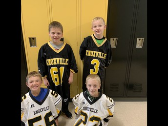 Panther Pride in 2nd Grade