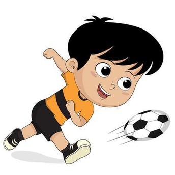 Soccer Game/Juego de fútbol....
