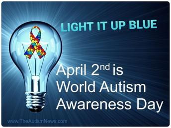 World Autism Awareess Day