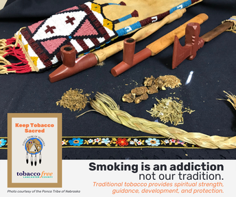 Smoking is an Addiction, Not Our Tradition