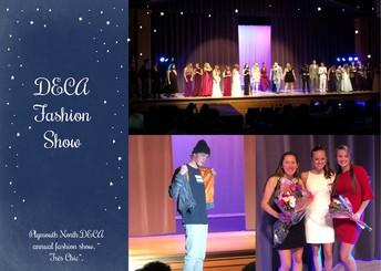 DECA Fashion Show
