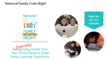 National Family Code Nights