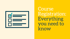 How to register for classes in the 21-22 school year