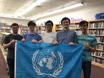 SHS Model UN Closes A Successful Year
