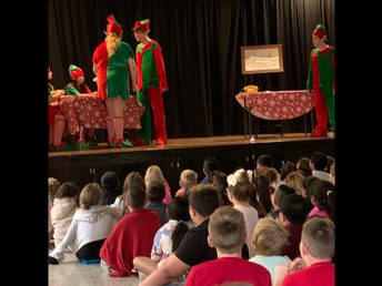 "OHS Play @ CES ""One Hundred Elves"""