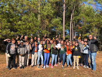 """Rutland Middle School's FFA Chapter named """"Grand Champion Chapter"""""""