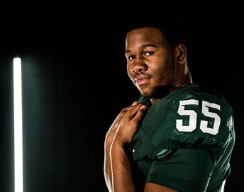 RAYSHAUN BENNY COMMITS TO MICHIGAN STATE