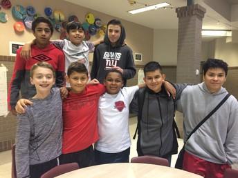 Starts Mon, Nov 5th: 7th and 8th grade Boys' Basketball
