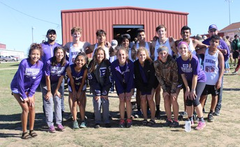 Bonham XC Team