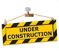 Under Construction... again!