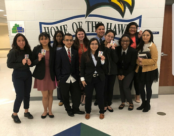 MPHS First Year Forensics: Victorious!