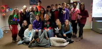 Mrs. Panther's ELA Springboard Class