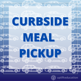 Curbside Meal Pick Up