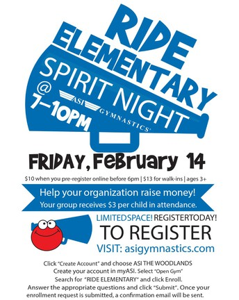 Ride Spirit Night-OUT