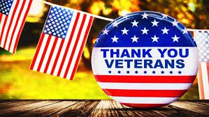 Let's Honor our Veterans!