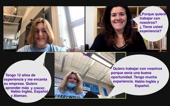 Jobs Interviews in Spanish