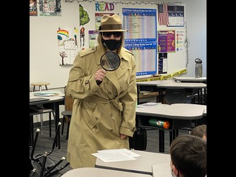 5th Grade Mystery Unit Kickoff