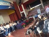 In aula magna