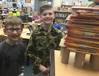 2nd Grade Library