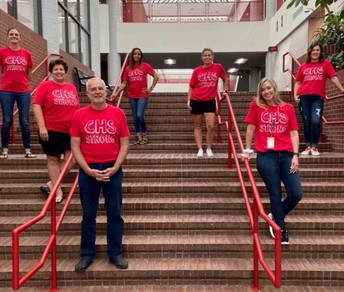 Coppell High School Counseling Staff