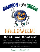 Participate in the Conservation Committee Halloween costume contest